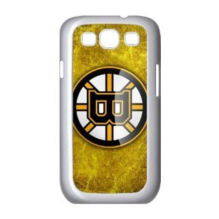 Stylish NHL Boston Bruins Cases Accessories for Samsung Galaxy S3 i9300 Cell Phones & Accessories