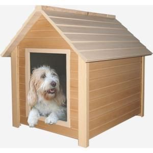 New Age Pet Eco Concepts Bunkhouse Dog House, Small ECOH101S