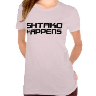 Shtako Happens, Men & Women's (Light Colors) Shirts