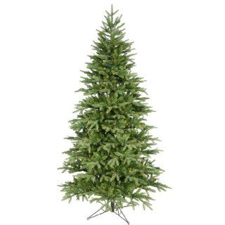 "Vickerman 15085   7.5' x 56"" Sitka Spruce 700 Multi Color Lights Christmas Tree (E881777)"