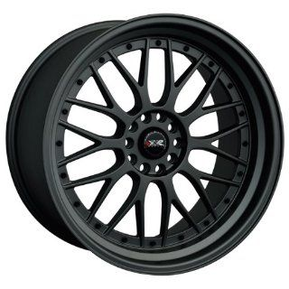 XXR 521 17x7 Flat Gun Metal 5 100/5 114.3 +38mm Wheels Automotive