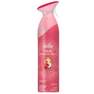 Febreze Air Effects 9.7 oz. Thai Dragon Fruit Aerosol Spray 003700026950