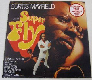 Super Fly (Colored Vinyl) Music
