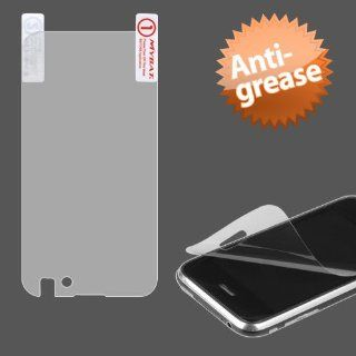 MYBAT Anti grease LCD Screen Protector/Clear for LG LS855 (Marquee) Cell Phones & Accessories