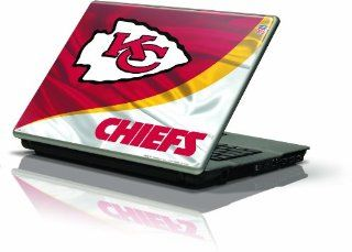 "Skinit Protective Skin (Fits Latest Generic 10"" Laptop/Netbook/Notebook); NFL Kansas City Chiefs Logo Electronics"