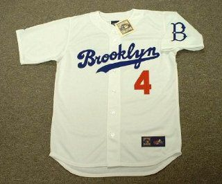 DUKE SNIDER Brooklyn Dodgers 1955 Majestic Cooperstown Throwback Baseball Jersey, 2XL  Sports Fan Baseball And Softball Jerseys  Sports & Outdoors