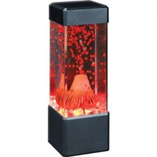 Fascinations Home Decor Volcano Lamp   Lava Lamps