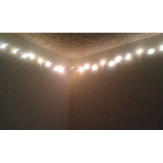 The Original Starry String Lights™ by Brightech   Warm White Color LED's on a Flexible Copper Wire   20ft LED String Light with 120 Individually Mounted LED's. Set the Mood You Want Anywhere   Perfect For Creating Instant Appeal in Any Setti