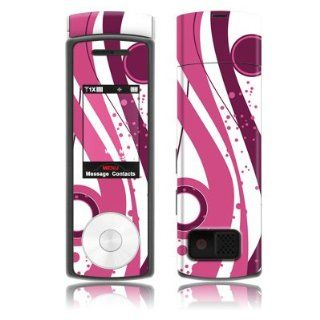 Fantasy Pink Design Protective Skin Decal Sticker for Samsung Juke SCH U470 Cell Phone Electronics