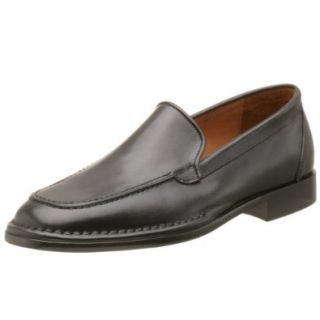 Allen Edmonds Men's Canelli Slip on, Black, 15 D Shoes