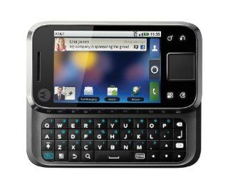 Motorola Flipside MB508 Black WiFi Android GSM QuadBand 3G Cell Phone Cell Phones & Accessories