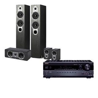 Onkyo TXSR508 Home Theater Receiver Bundle Electronics
