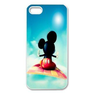 CoverMonster Mickey Mouse Custom Classic Cartoon Style Plastic Hard Cover Case For Iphone 5 5S Cell Phones & Accessories
