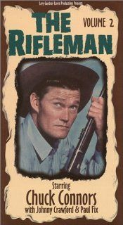 Rifleman 2 [VHS] Chuck Connors, Johnny Crawford, Paul Fix, Archie Butler, Joe Benson, Bill Quinn, Patricia Blair, Whitey Hughes, Joe Higgins, Joan Taylor, Harlan Warde, Hope Summers Movies & TV