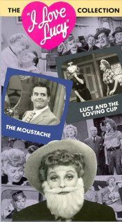 I Love Lucy Vol. 9 Moustache/Lucy & The Loving Cup [VHS] Lucille Ball, Desi Arnaz, Vivian Vance, William Frawley, Lester Dorr, Bill Erwin, Jesslyn Fax, Robert Foulk, Sandra Gould, Byron Kane, Hazel Longden, Johnny Longden, James V. Kern, Marc Daniels,