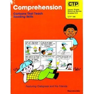 Comprehension Cartoons That Teach Reading Skills (Upper Grade Reading Series, Grades 4 6) Charles Klasky, Bron Smith Books
