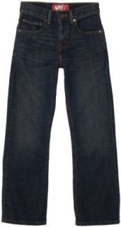 Levi's Boys 8 20 Slim 527 Boot Cut Jean Clothing
