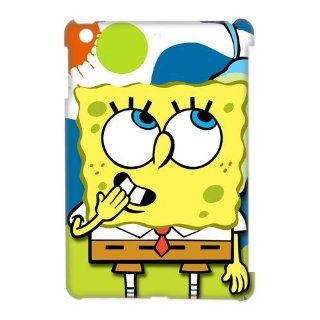 Classic Cartoon SpongeBob Squarepants iPad Mini Case Cover Cell Phones & Accessories