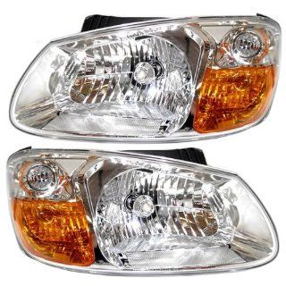 New Headlamp Headlight   OEM 921012F530, OEM 921022F530, Pair Set Automotive
