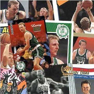 Boston Celtics Larry Bird 20 Trading Card Set Sports Collectibles