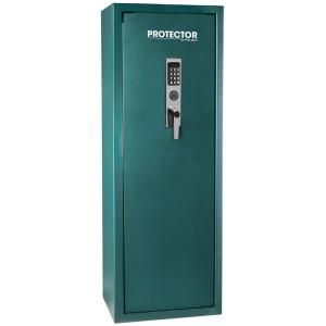First Alert 7.8 cu. ft. Fire Resistant 14 Gun Safe 6741DF