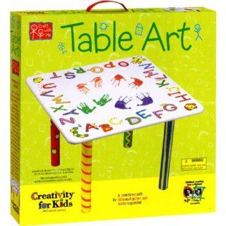 Creativity for Kids Craft With Me Table Art Family Craft Toys & Games