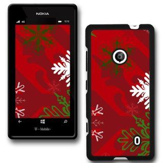 Christmas Holiday Design Collection Hard Phone Cover Case Protector For Nokia Lumia 520 521 #8141 Cell Phones & Accessories