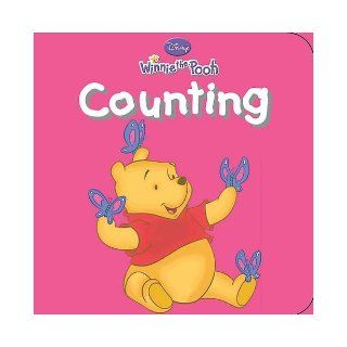 "Disney ""Winnie the Pooh"" Counting 9781407576176 Books"