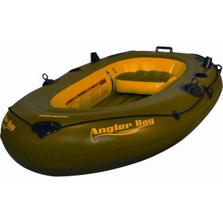 Airhead Angler Bay Inflatable Boat, 3 person (AHIBF 03)
