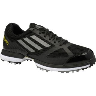 adidas Mens adiZero Sport Golf Shoes   Size 9, Black/white