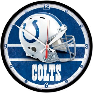 Wincraft Indianapolis Colts Helmet Round Clock (2901938)