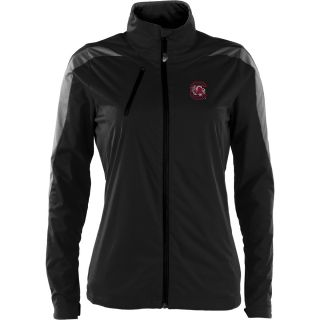 Antigua South Carolina Gamecocks Womens Full Zip Discover Jacket   Size