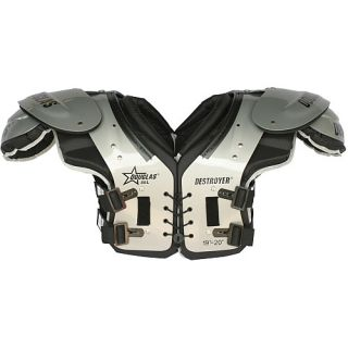 Douglas DP 56Z Series Multi Position Football Shoulder Pads   Size Small