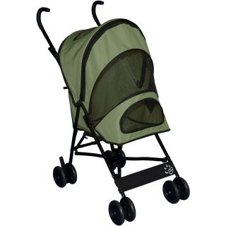Pet Gear Travel Lite Pet Stroller, Sage (TL8100SG)