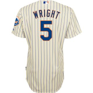 Majestic Athletic New York Mets David Wright Authentic Home Cool Base Jersey