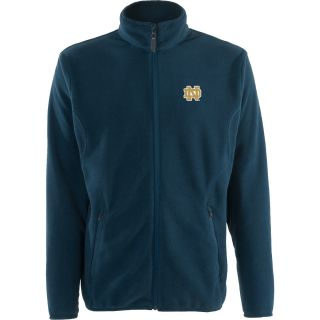 Antigua Mens Notre Dame Fighting Irish Ice Jacket   Size Large, Notre Dame