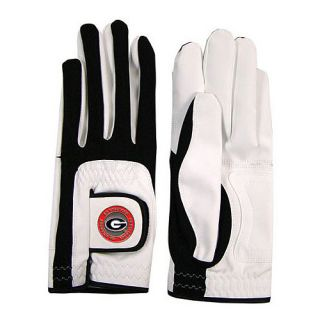 Team Golf University of Georgia Bulldogs Golf Glove Left Hand (637556211194)