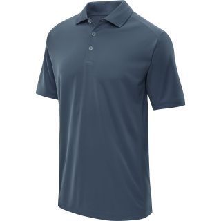 NIKE Mens Tech Jersey Golf Polo   Size Medium, Armory Slate/white