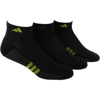 adidas Mens CC Superlite 3 Pack Low Cut Socks   Size Sock Size 6 12,