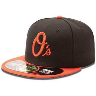 NEW ERA Mens Baltimore Orioles Authentic Collection Alternate 59FIFTY Fitted