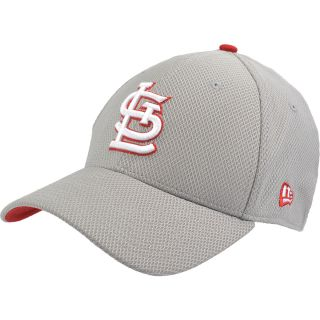 NEW ERA Mens St Louis Cardinals Custom Design 39THIRTY Stretch Fit Cap   Size