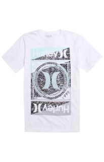 Mens Hurley T Shirts   Hurley Split Change Premium T Shirt