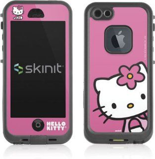Hello Kitty Sitting Pink   skin for Lifeproof fre iPhone 5/5s Case  Players & Accessories