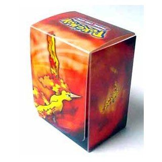 Pokemon Trading Cards Official Moltres Deck Box Toys & Games