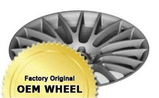 BMW 535 GT,550 GT,5 SERIES,7 SERIES,740,750,760 21X10 10 V SPOKES Factory Oem Wheel Rim  SILVER   Remanufactured Automotive