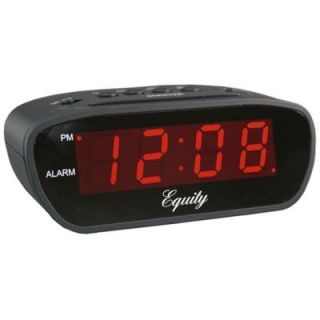 La Crosse Technology 5 in. 12 Volt Truckers Digital Alarm Clock 30902