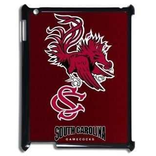 NCAA South Carolina Gamecocks Logo Hard Cases Cover for Ipad 2/3/4 Cell Phones & Accessories