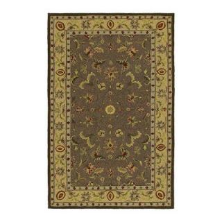 Kaleen Home & Porch Chatham County Mocha 7 ft. 6 in. x 9 ft. Area Rug 2004 60 7.6x9