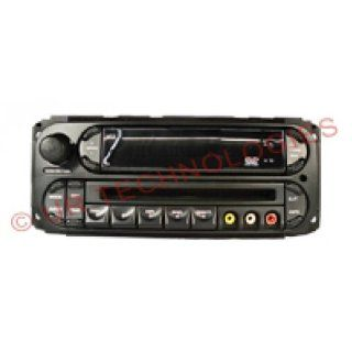 REV AM/FM CD/DVD/ Player For Dodge Caravan/Grand Mopar Part #5064085AD Automotive