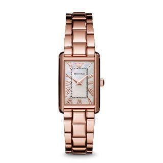 Emporio Armani Classic AR1740 Rose Watch Watches
